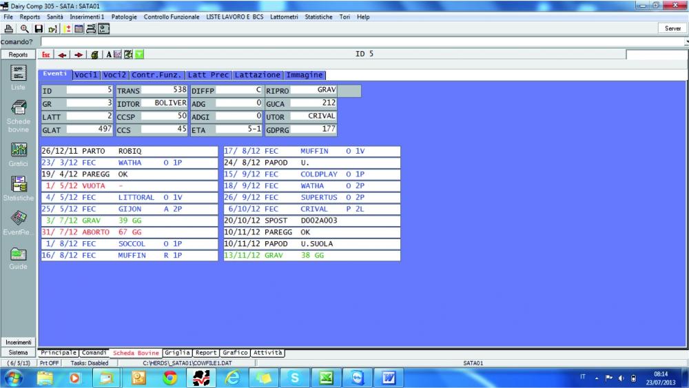 Informatica_gestione allevamento