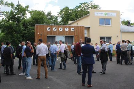 Nuovo centro ricerche di Phileo a Tolosa