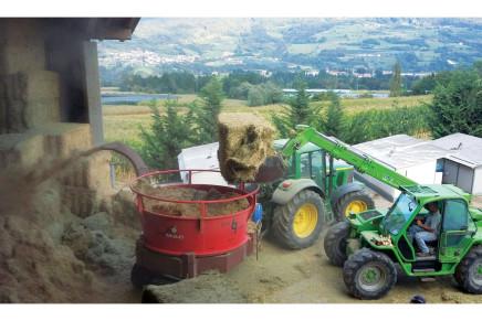 Unibo: razioni costanti con pretrinciatura foraggi