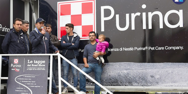 Ultima tappa del Road Show Purina: il video realizzato da IZ