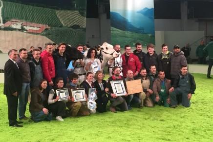 Montichiari, Dairy Show: doppio podio a Mantova con le bovine di Errera Holsteins