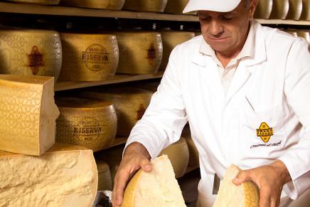 Così i consumi dei formaggi duri vaccini in Italia nel 2016