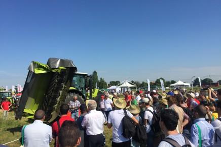 Nova agricoltura in fienagione 2017: la giornata in un minuto