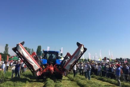 Nova Agricoltura in fienagione, successo per la prima edizione