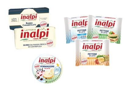 Inalpi, altro latte dalle stalle italiane