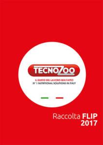 Tecnozoo - Raccolta flip 2017