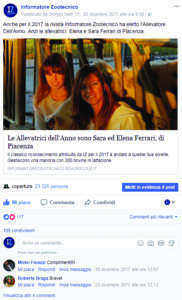 post IZ facebook Sorelle Ferrari