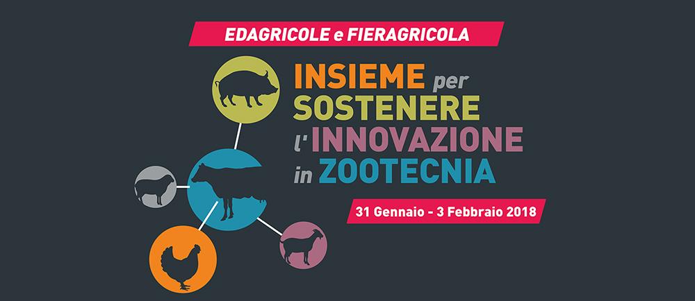 Edagricole e Fieragricola insieme per sostenere l'innovazione in zootecnia
