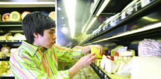 giovane consumatore