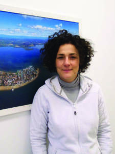Fabienne Coletti.