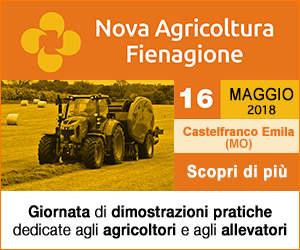 Nova Agricoltura Fienagione 2018