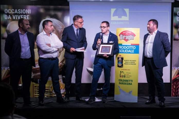 Premio Sardo 100% a Biraghi