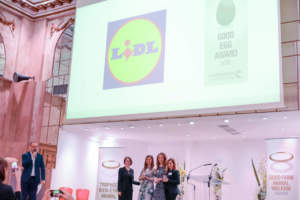 Il premio Good Egg