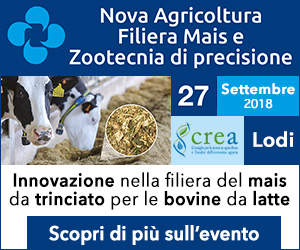 Nova Agricoltura Filiera Mais e Zootecnia di precisione
