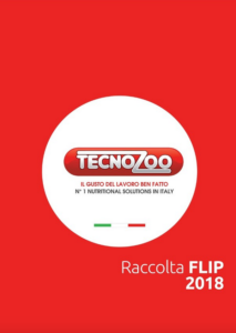 Tecnozoo | Raccolta flip 2018