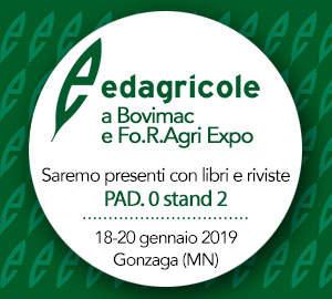 Edagricole a Bovimac e Fo.R.Agri Expo 2019