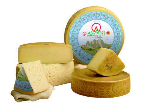 formaggio Asiago