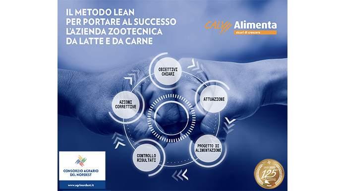 Il metodo LEAN per portare al successo l'azienda zootecnica da latte e da carne