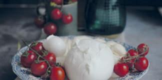 mozzarella campana dop
