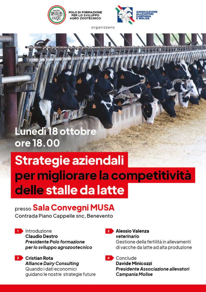competitività stalle da latte